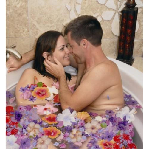 Romantic Couples Massage